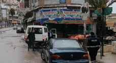بالفيديو: الأمن يضبط أشخاصاً خرقوا قرار حظر التجول في الأردن