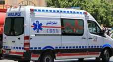 دفاع مدني الزرقاء يتعامل مع نحو 740 حالة مرضية
