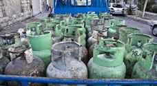 الحكومة تنشر وكالات توزيع الغاز المستثناة من حظر التجول في الأردن.. أسماء