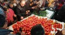 أول تعليق على ارتفاع أسعار الخضار في الأردن