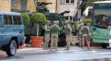 القوات المسلحة: لجنة الأوبئة توافق بالإجماع على خطة لإخلاء المحجور عليهم في فنادق البحر الميت
