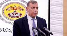 وزير الصحة يعلن ارتفاع عدد المصابين بفيروس كورونا في الأردن