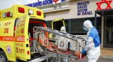 ارتفاع عدد مصابي كورونا عند الاحتلال إلى 4831 و17 حالة وفاة