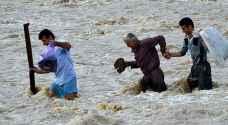 إيران الموبوءة بكورونا تجتاحها الفيضانات