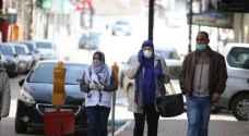 15 اصابة جديدة بفيروس كورونا في فلسطين.. والاجمالي 134 حالة