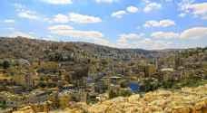 كتلة هوائية حارة وجافة تؤثر على الأردن.. تفاصيل