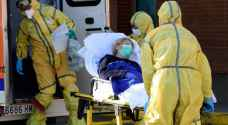 عدد الوفيات بفيروس كورونا المستجد في اسبانيا يتجاوز العشرة آلاف