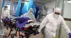 """مدير مركز الحسين للسرطان ينشر """"صورة مرعبة"""" لرئتي مصاب بكورونا"""
