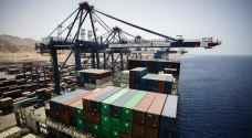باخرتان محملتان بالأغذية والأدوية ترسوان بميناء الحاويات