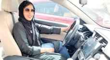 """بسبب مخالفة سير .. ضبط سائقة """"تاكسي"""" سعودية شتمت شرطة المرور"""