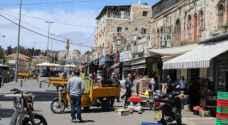 """أحياء القدس .. تهميش  متعمد من الاحتلال ونقص حاد بفحص """"كورونا"""""""