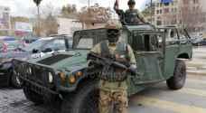 الجيش العربي: لن نسمح لأي شخص بخرق قرار حظر التجول الشامل
