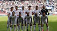 المنتخب الوطني يعلن مشاركته في بطولة غرب آسيا لكرة القدم