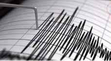 مرصد الزلازل الأردني: هزة ارضية بقوة 5,2 في الشواطئ السورية