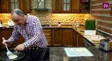 نصيحة سريعة لعمل القطايف البيتية من الشيف نضال - فيديو