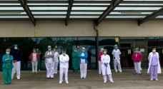 اسبانيا تسجل ادنى حصيلة وفيات يومية بكورونا منذ اربعة اسابيع