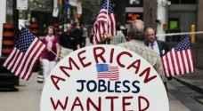 انفجار معدلات البطالة في الولايات المتحدة