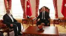 أردوغان يبلغ حماس أن مساعدات طبية تركية في طريقها لغزة والضفة