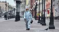 وباء كورونا يصيب أكثر من 100 ألف روسي وروسية