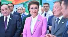رئيس كازاخستان يقيل ابنة سلفه