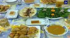 """دولة وعادات رمضانية وأكلات شعبية في الشهر الفضيل """"السعودية"""" - فيديو"""