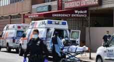 أكثر من 2400 وفاة بكورونا في الولايات المتّحدة خلال 24 ساعة