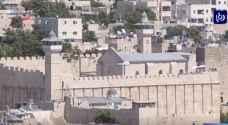 الاحتلال يصادق على مصادرة مساحات من الحرم الإبراهيمي