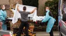 الولايات المتحدة تسجل 1,894 وفاة بفيروس كورونا