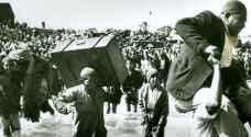 في الذكرى الـ 72 للنكبة يتضاعف عدد الفلسطينيون 9 مرات