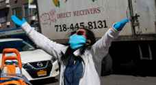 الولايات المتحدة تسجل أكثر من 1800 وفاة بكورونا