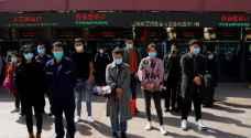 الصين: تسجل 4 اصابات جديدة بفيروس كورونا