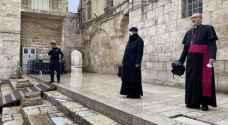 كنيسة القيامة في القدس تعيد فتح أبوابها الأحد