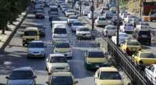 اللوزي: النقل العام مستثنى من نظام الفردي والزوجي ومشمول بمنع التنقل بين المحافظات