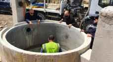 وزير المياه يدعو لإجراءات رادعة لكل من يعتدي على مصادر المياه