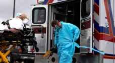 تسجيل 532 وفاة بفيروس كورونا خلال 24 ساعة في أمريكا
