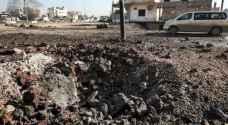 مقتل ستة مسلحين بانفجار مستودع ذخيرة شمال غرب سوريا