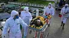 أكثر من ألف وفاة بكورونا في البرازيل خلال 24 ساعة
