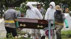 20 ألف إصابة بكورونا في البرازيل خلال 24 ساعة