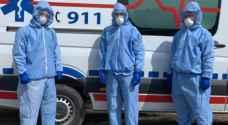 الحكومة: تسجيل اصابات جديدة بفيروس كورونا في الأردن