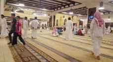 السعودية: فتح 90 ألف مسجد الأحد