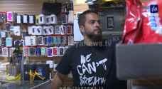 """صاحب المتجر الذي أبلغ الشرطة عن """"فلويد"""" يتحدث لـ """"رؤيا"""" عن تفاصيل الحادثة - فيديو"""