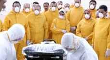تسجيل حالة وفاة ثانية بفيروس كورونا لفلسطيني في مصر