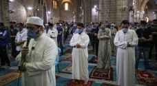إعادة فتح المساجد في قطاع غزة بشكل كامل