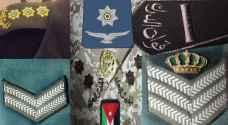 صفحات الأردنيين تتزين بالتهنئات بمناسبة الترفيعات العسكرية