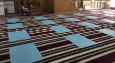 تواصل الاستعدادات لتجهيز المساجد لاستقبال المصلين الجمعة