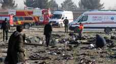 """ايران: الصندوقين الأسودين الخاصين بالطائرة الأوكرانية """"لن يساعدا"""" في التحقيق"""
