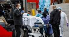 نحو 700 وفاة بكورونا خلال 24 ساعة في الولايات المتحدة
