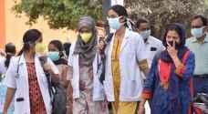الهند: المستشفيات المحلية عاجزة عن التعامل مع إصابات كورونا