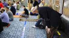 لا تشغيل للمكيفات أو المراوح و دورات المياه و أماكن الوضوء في المساجد الجمعة