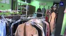 الحكومة تبحث مع قطاع الألبسة والمجوهرات آثار كورونا